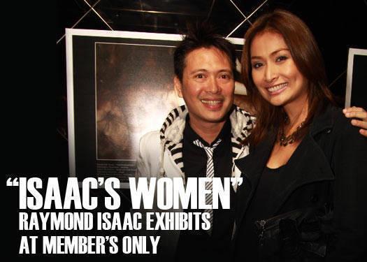 Isaac's Women
