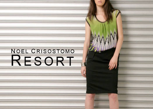 Noel Crisostomo: Resort