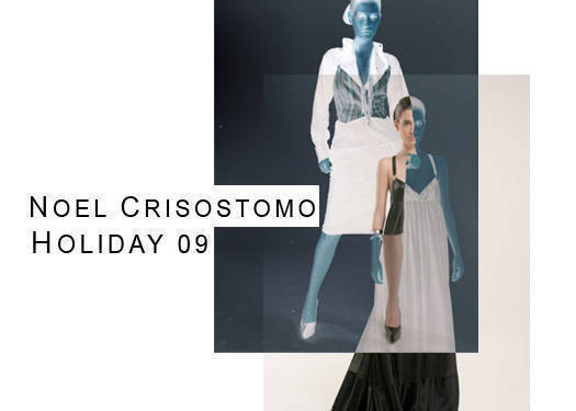 Noel Crisostomo: Holiday 2009 Collection