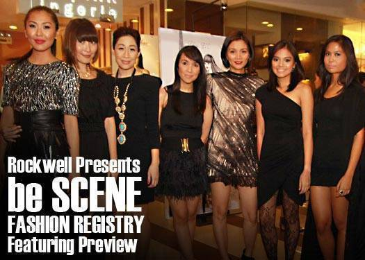 Rockwell Presents Be Scene Fashion Registry: Featuring Preview Magazine