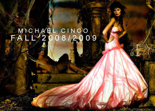 Michael Cinco: Couture 2008/2009