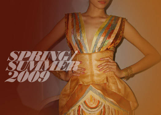 Mique Yapching: Spring/summer 2009