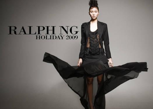 Ralph Ng: Holiday 2009
