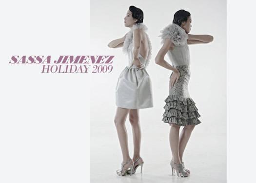 Sassa Jimenez: Holiday 2009