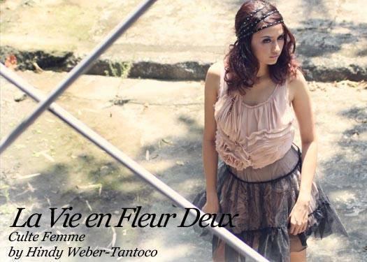 Hindy Weber - Tantoco: La Vie En Fleur Deux