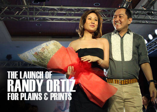 The Launch Of Randy Ortiz For Plains & Prints