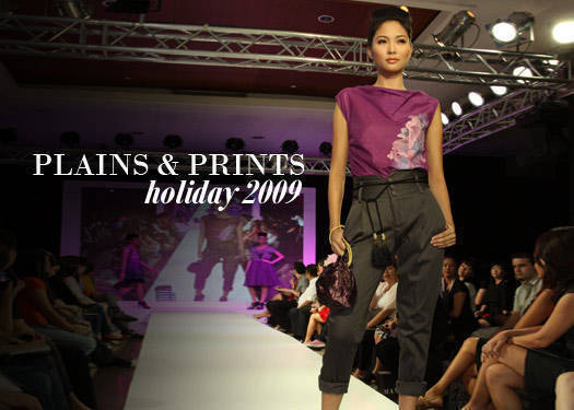 Plains & Prints Holiday 2009