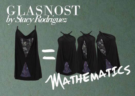 Glasnost By Stacy Rodriguez: Mathematics