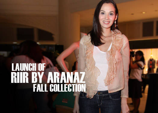 Aranaz For Rags 2 Riches Holiday 2009