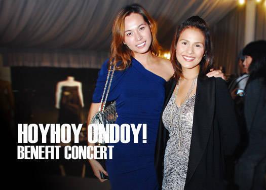 Hoy Hoy Ondoy! Benefit Concert