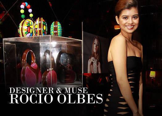 Designer & Muse: Rocio Olbes