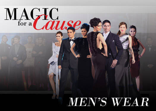 Magic For A Cause: Men's Wear