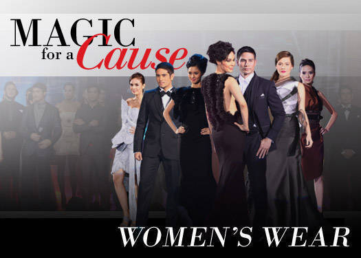 Magic For A Cause: Women's Wear