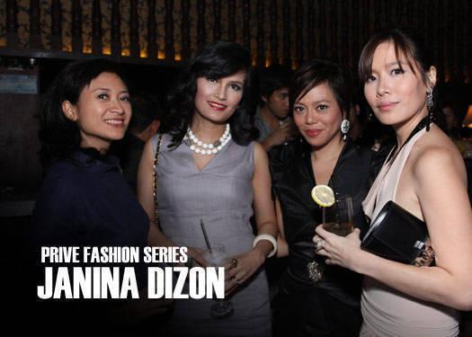 Prive Fashion Series: Janina Dizon-hoschka 1