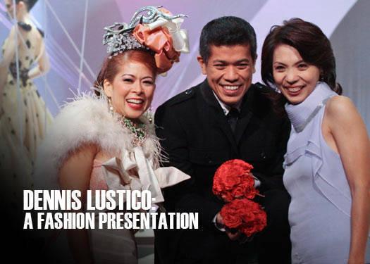 Dennis Lustico: A Fashion Presentation