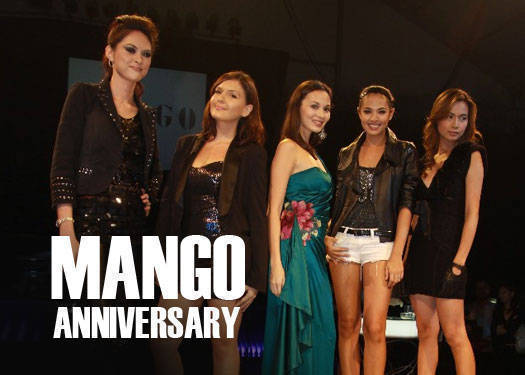 Mango's 10th Anniversary