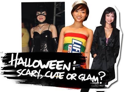 Halloween: Cute, Scary, Or Glam? 1