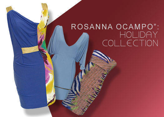 Rosanna Ocampo Holiday 2009