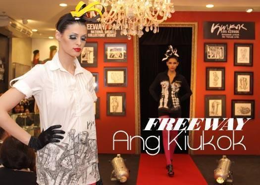 Freeway National Artist Collectors' Series: Ang Kiukok