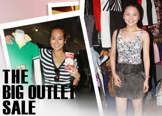 The Big Outlet Sale