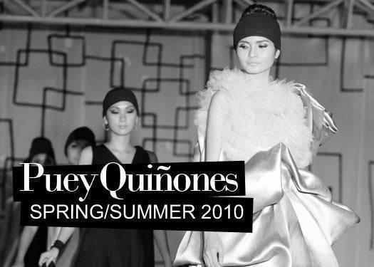 Puey Quinones Springsummer 2010