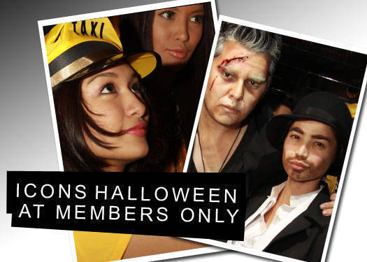 Halloween At Members Only