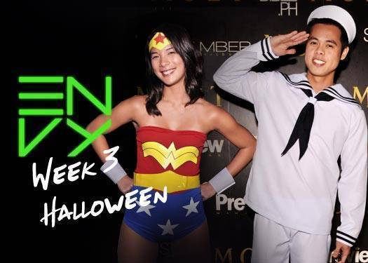 Envy At Amber 3: Halloween