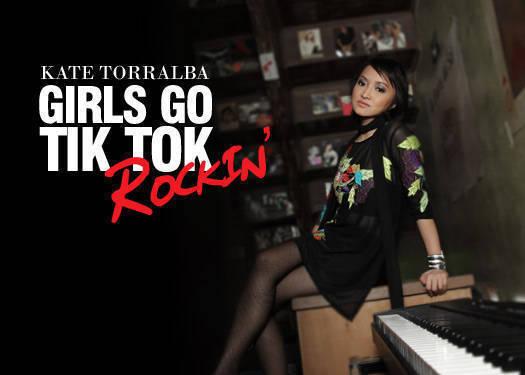 Kate Torralba Girls Go Tik Tok Rockin