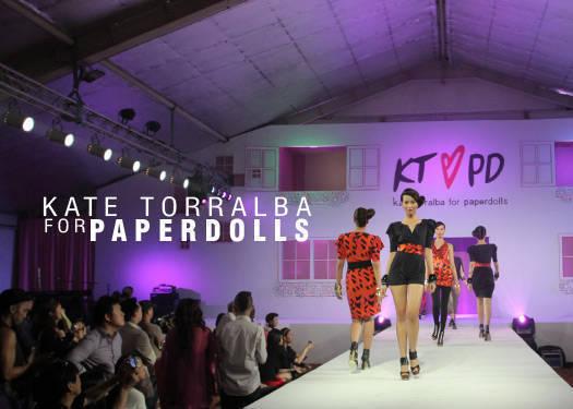 Kate Torralba For Paper Dolls