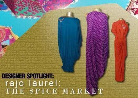 Rajo Laurel: Spice Market