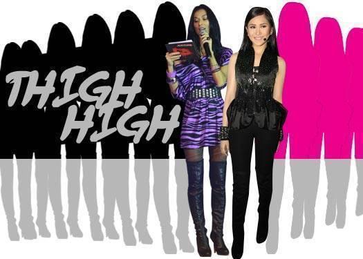 Thigh-high Boots 1