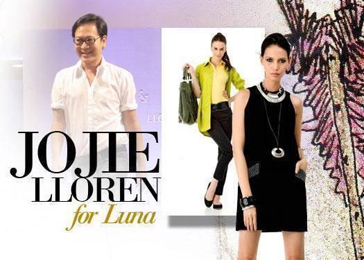 Jojie Lloren For Luna