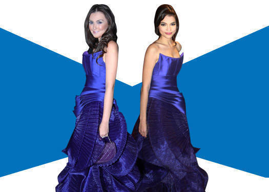 Who Wore It Better: That Blue Dress 1