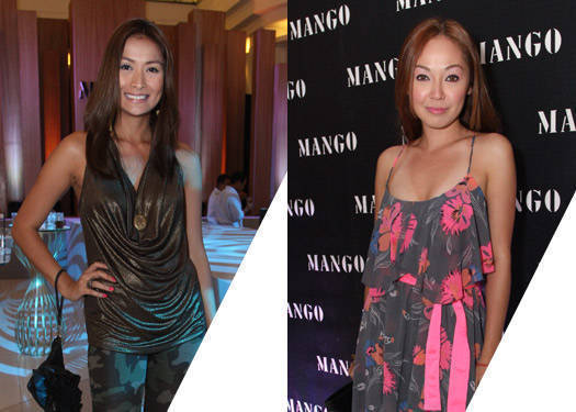 Mango Spring-summer 2010 Launch