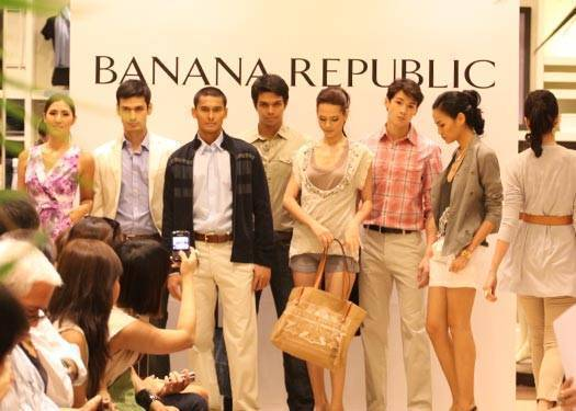 Banana Republic Spring/summer 2010