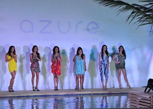 Azure Featuring Rosanna Ocampo Summer 2010