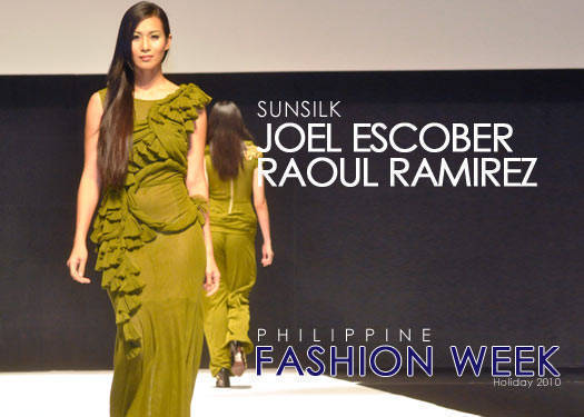 Joel Escober And Raoul Ramirez For Sunsilk