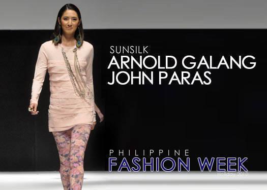 Arnold Galang And John Paras For Sunsilk