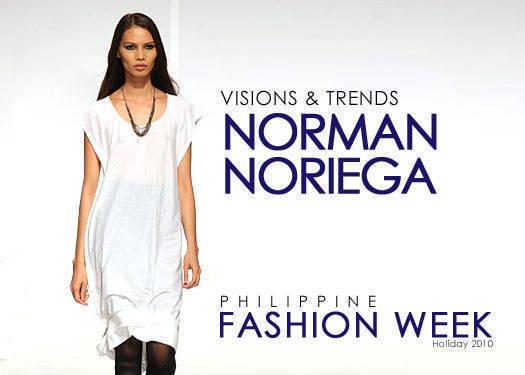Norman Noriega Holiday 2010