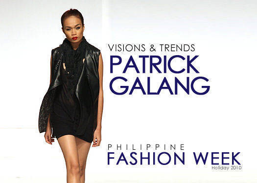 Patrick Galang Holiday 2010