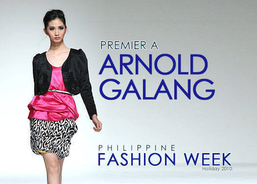 Arnold Galang Holiday 2010