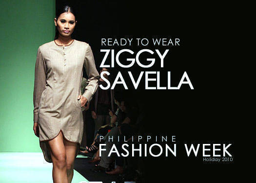 Ziggy Savella Holiday 2010