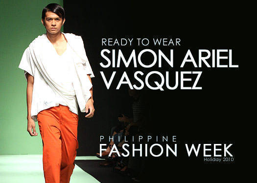 Simon Ariel Vasquez Holiday 2010