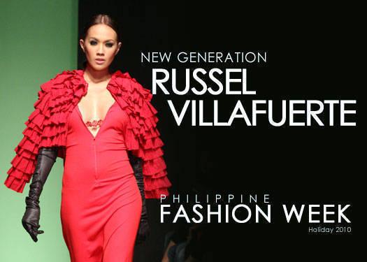Russell Villafuerte Holiday 2010