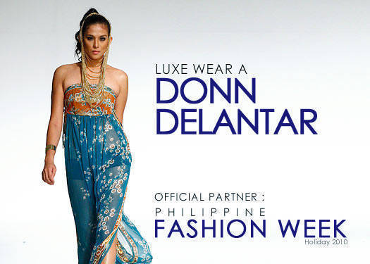 Donn Delantar Holiday 2010