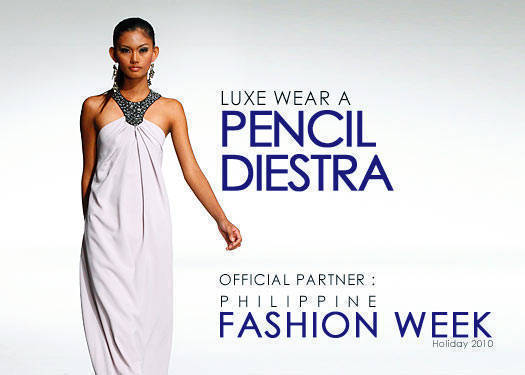 Pencil Diestra Holiday 2010
