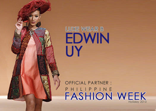 Edwin Uy Holiday 2010 Preview