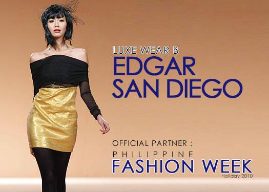 Edgar San Diego Holiday 2010