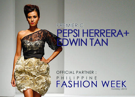 Pepsi Herrera & Edwin Tan Holiday 2010