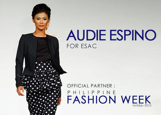 Audie Espino For Esac: Holiday 2010